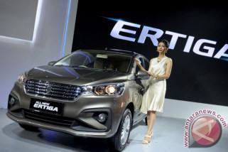 Suzuki tampilkan 17 mobil terbaru, termasuk All New Ertiga