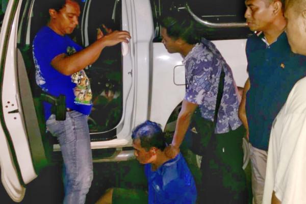 Bandar sabu-sabu asal Gumas ditangkap bawa sabu 81 gram