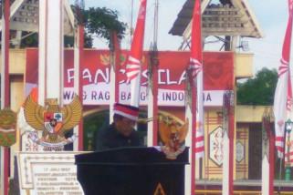 DPRD ajak seluruh warga Kalteng aktualisasikan nilai-nilai Pancasila
