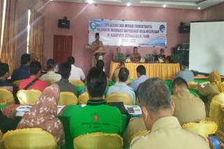 Diskominfo Kotim tingkatkan pembinaan kelompok informasi masyarakat