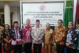 Peningkatan status STAHN-TP ke IAHN-TP diharapkan mendukung pembangunan manusia, kata Wagub
