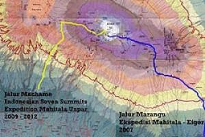 Tim Mahitala Unpar Sedang Daki Puncak Kilimanjaro