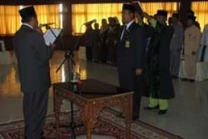 Wali Kota Lantik Sekretaris DPRD Batam