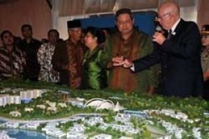 Presiden Resmikan Pembangunan Pesona Lagoi Bintan