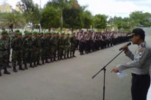 Lokasi Kerusuhan di Batam Dijaga Polisi Bersenjata