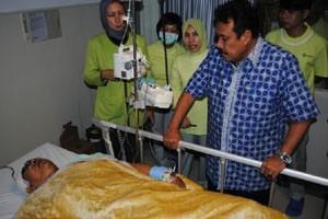 Pemkot Batam Tanggung Biaya Pengobatan Korban Kerusuhan