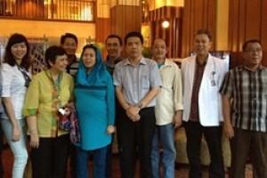 Ketua Umum PPIB Restui Pencalonan Rudi Chua