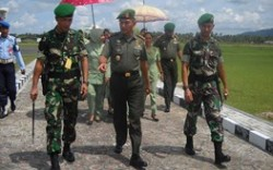 Pangdam: Keberadaan Pasukan di Natuna Mendesak