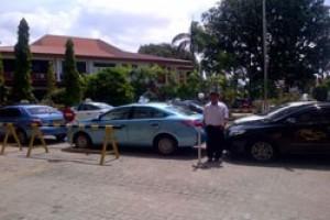 Pengemudi Taksi Batam Ancam Mogok Total
