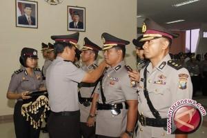 Kapolda Kepri Pimpin Sertijab Sejumlah Pejabat Utama