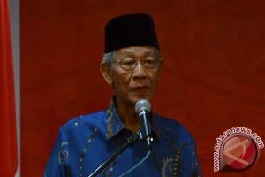 Gubernur Berpamitan kepada Tokoh Masyarakat