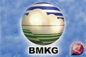 BMKG: Getaran di Natuna Tidak Lazim