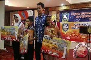 Egy Wakili Kepri Ikuti Kuis Kihajar di Jakarta