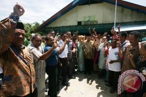 Komunitas Klaim 24 Suku Karimun Dukung Sani-Nurdin