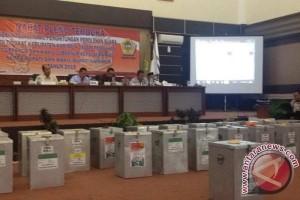 KPU Tunda Penetapan Pemenang Pilkada Karimun