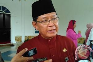 Penjabat Gubernur Kepri Pamit kepada DPRD