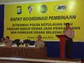 Rakor Pembinaan Jasa Pengamanan