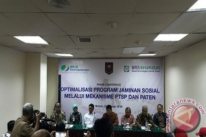 Kemendagri dan BPJS Sosialisasikan PTSP-PATEN di Batam