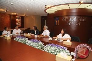 CTS Perancis Kunjungi BP Batam