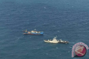 Tiga ABK Kapal FV Viking Diperiksa KKP