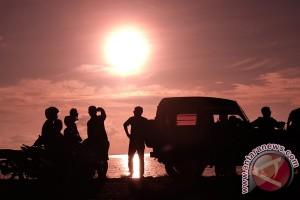 Gerhana Matahari di Kepri Terlihat 0,8 Persen