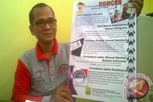 Tanjungpinang Sosialisasi Pencantuman Label Produk Berbahasa Indonesia