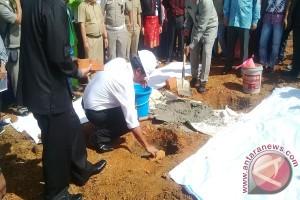 Gubernur Kepri Letakkan Batu Pertama Rusunawa UMRAH