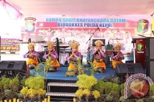 Peresmian RS Bhayangkara Batam