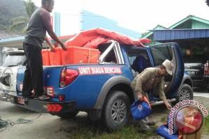Dinas Sosial Karimun Salurkan Bantuan Korban Kebakaran