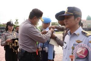 Ribuan Polisi Amankan Lebaran di Batam