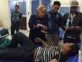 Plt Sekda Kepri Reni Yusneli membesuk korban perahu pompong