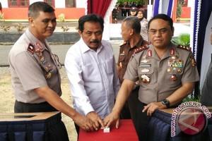 Kalemdiklat Polri Resmikan SPN Tanjungbatu Karimun