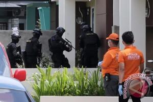 Penggerebekan Teroris di Batam