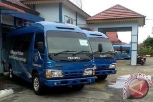 Lima Minibus Lingga untuk Konektivitas Pesisir