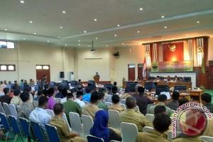 DPRD Lingga Setujui Perda RPJMD Dengan Catatan
