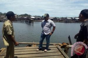 Puting Beliung Rusak Jembatan Desa Marok Tua