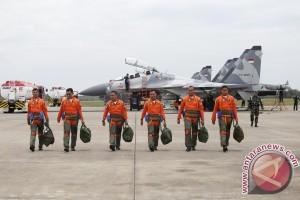 Sukhoi TNI AU Gladi Puncak Angkasa Yudha