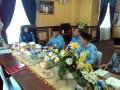 Counsellor Kedutaan Australia Bertemu Bupati Natuna