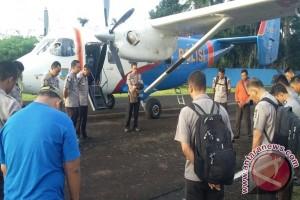 Pesawat Cassa Sky Truck M-28 Jatuh di Perairan Lingga