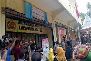 Wakapolda Kepri Resmikan Polres Kabupaten Anambas