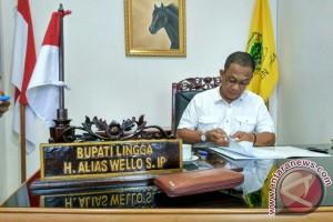 500 Pejabat Eselon Lingga Dilantik di Sawah