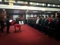 Wali Kota Tanjungpinang Lis Darmansyah resmi melantik 26 pejabat Eselon II Pemerintahan Kota Tanjungpinang di Aula Kantor Walikota Senggarang, Kamis sore