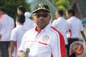 Ziarah Makam Raja Awali HUT Tanjungpinang