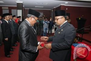 Lis Lantik 26 Pejabat Pemko Tanjungpinang