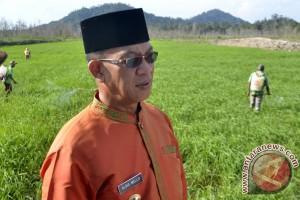 Bupati Lingga Ajak Stakeholder Sukseskan Cetak Sawah