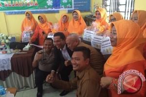 Karimun Gandeng BKMT Sosialisasikan Keluarga Sejahtera