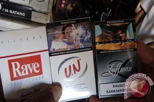 Tiga Merek Rokok Ilegal Dijual di Tanjungpinang