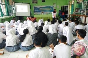 BNN Kepri Edukasi Bahaya Narkoba Kalangan Pelajar