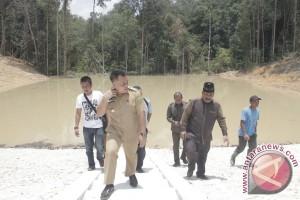 BWSS Temukan Penyebab Keruh Bendungan Air Gemuruh