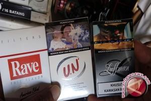 Rokok Kawasan Bebas Tetap Beredar di Tanjungpinang